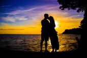 Silhouette of Love